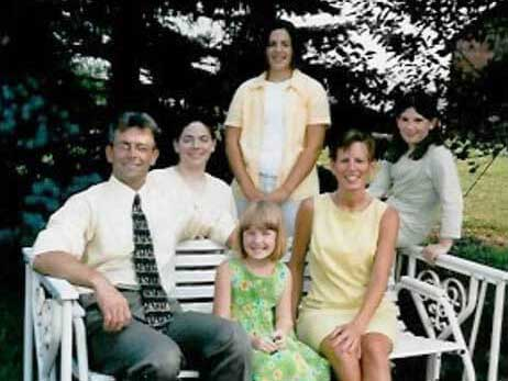 Mikel family photo